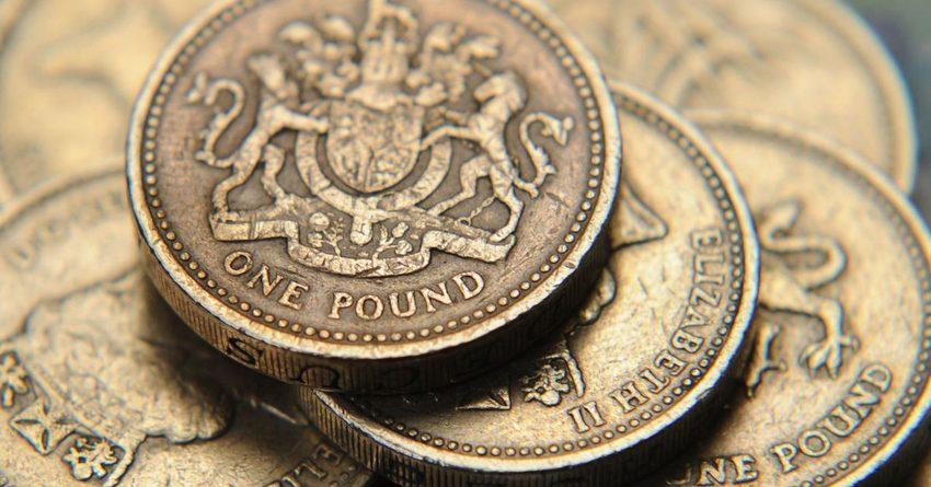 Курс британского фунта вырос на 1% после выхода промышленной статистики