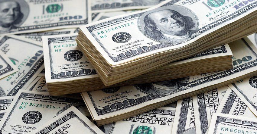 За девять дней НБ КР провел интервенции на $56.5 млн