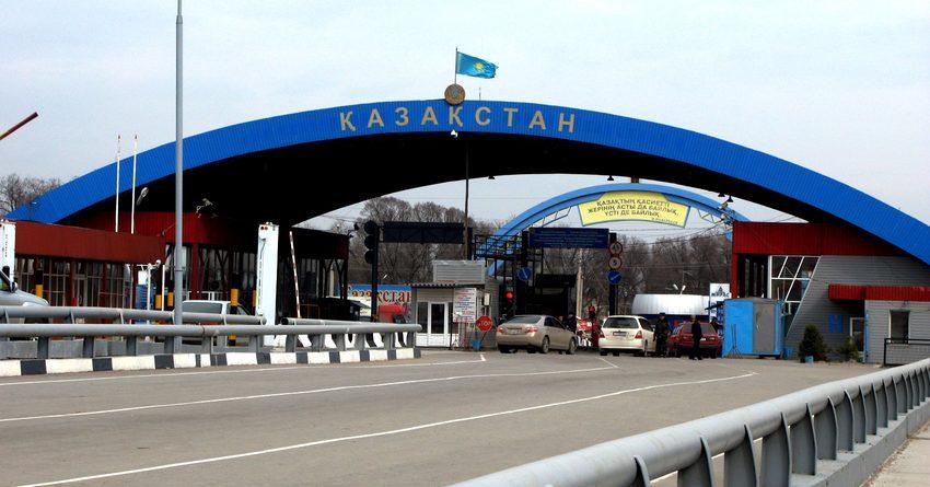 На кыргызско-казахстанской границе задержан контрабандный груз