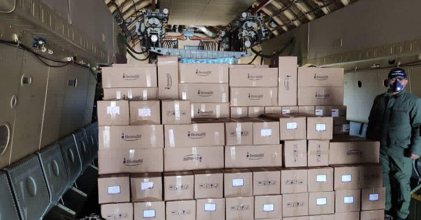 Узбекистан прислал гумпомощь Кыргызстану