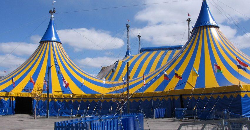 Cirque du Soleil объявил о банкротстве. Компания уволила 90% персонала