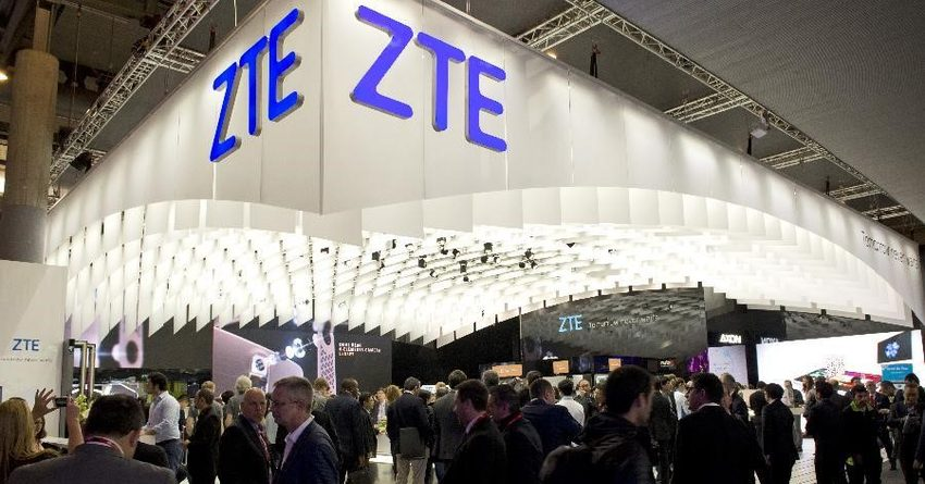 ZTE просит США приостановить запрет на продажу продукции