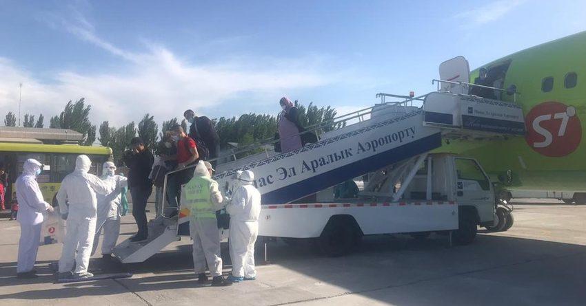 В КР из России вернулись еще 177 граждан