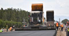 Не рассчитали: на реконструкцию Иссык-Кульской дороги не хватило 2 млрд сомов