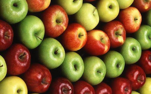 Кыргызские яблоки резко обвалили цены на рынке Узбекистана