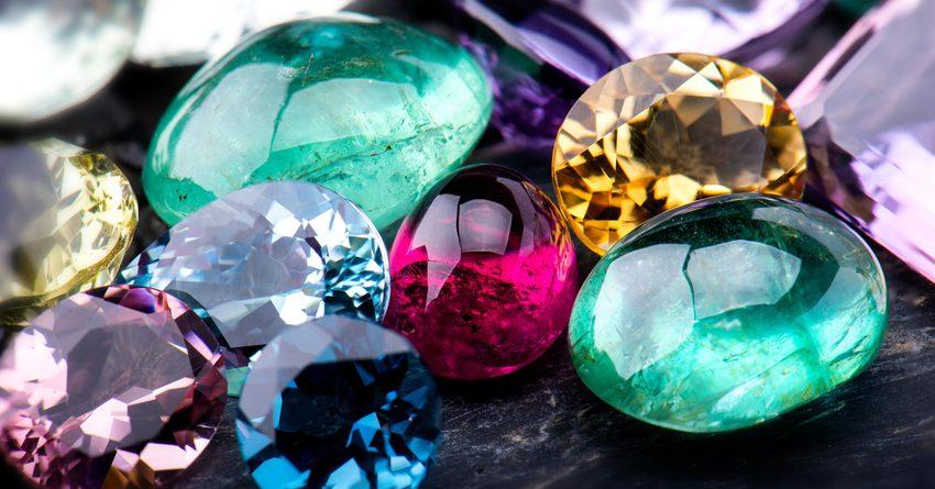 Экспорт драгоценных камней в первом квартале 2021 года вырос на 34.2%