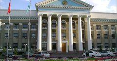 Мэрия Бишкека потратит 575 тысяч сомов на госфлаг и одну цветочную композицию
