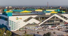 Торговые центры Бишкека не планируют возобновлять работу