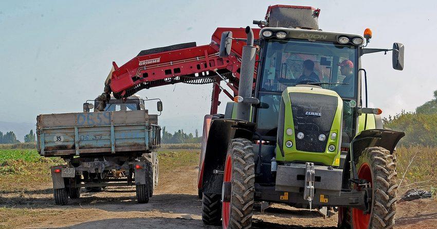 На субсидирование процентных ставок для фермеров правительство выделит рекордные 700 млн сомов