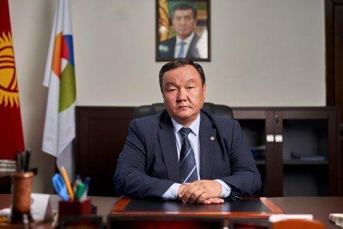 Айтмамат Назаров подал в отставку