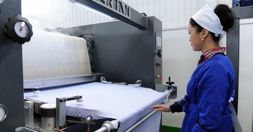 Выпуск промышленной продукции в КР вырос на 12.5%