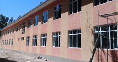 В столице продолжается строительство школ