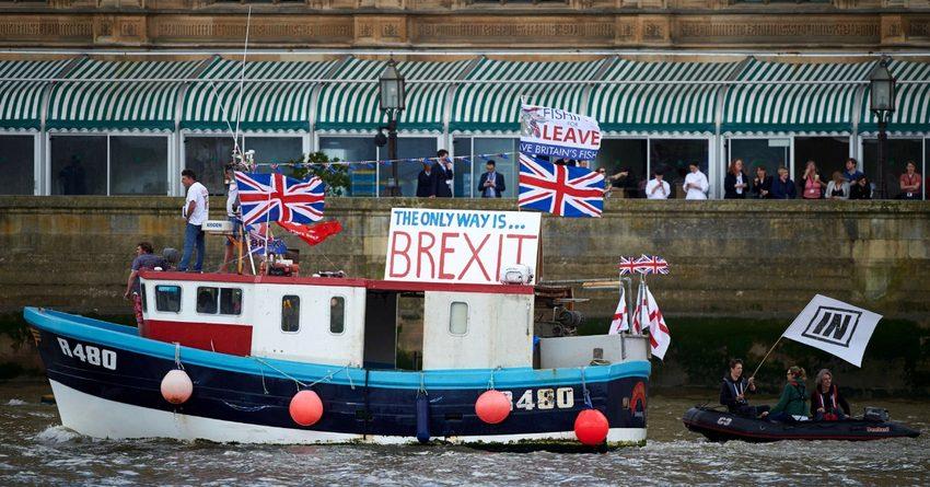 76% руководителей ведущих компаний Британии думают о переносе штаб-квартир из-за Brexit