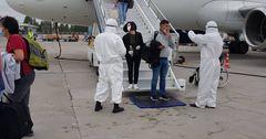 В Бишкек из Минска вернулись 179 граждан КР