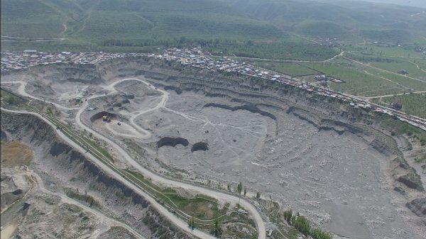 На юге Бишкека появится очередной торговый центр — его построят в карьере