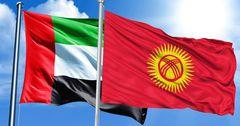 ОАЭ передали Кыргызстану гумпомощь весом 54 тонны