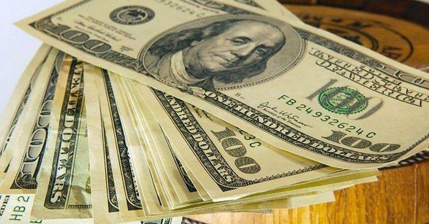 За месяц международные резервы Кыргызстана выросли почти на $40 млн