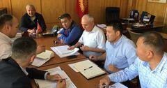 Энергетики Нарынской области начали подготовку к осенне-зимнему периоду
