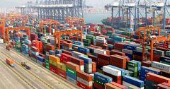 Объем внешней торговли Китая в июле упал на 7.9%