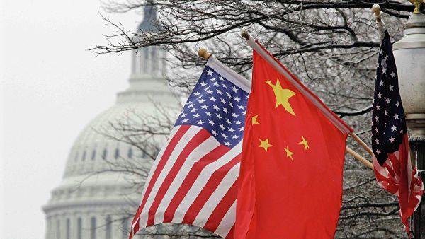 Китай вводит ответные пошлины на товары из США