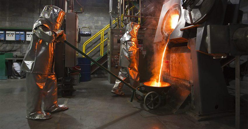 Производство золота на Кумторе сократилось на 36% в I полугодии