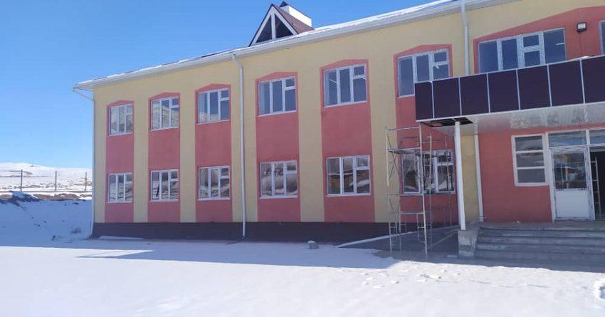 В Ошской области завершили строительство 26 объектов