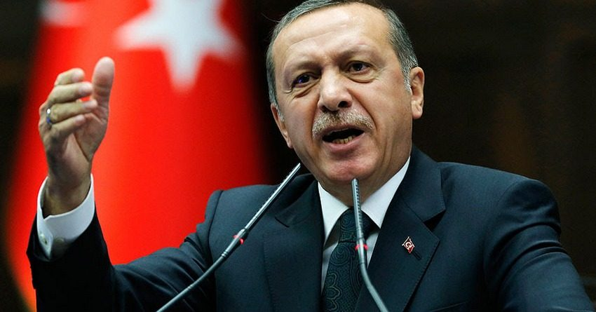 Эрдоган подал всуд на руководителя компании Axel Springer заподдержку телеведущего