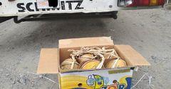 В Баткене задержали контрабанду на сумму более 1 млн сомов