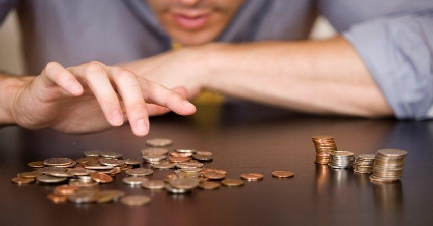 Задолженность работодателей по выплате зарплаты снизилась на 0.1%