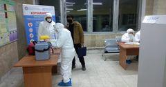 Сотрудники Госстроя перечислили однодневную зарплату для борьбы с коронавирусом