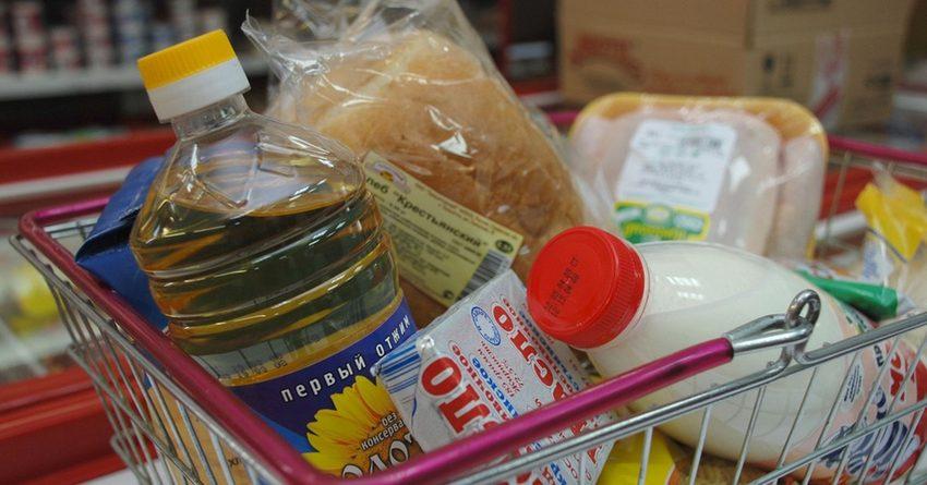 В Кыргызстане на неделе снизились цены на основные продукты питания