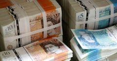 На поддержку бизнеса власти Великобритании потратят 4.6 млрд фунтов стерлингов