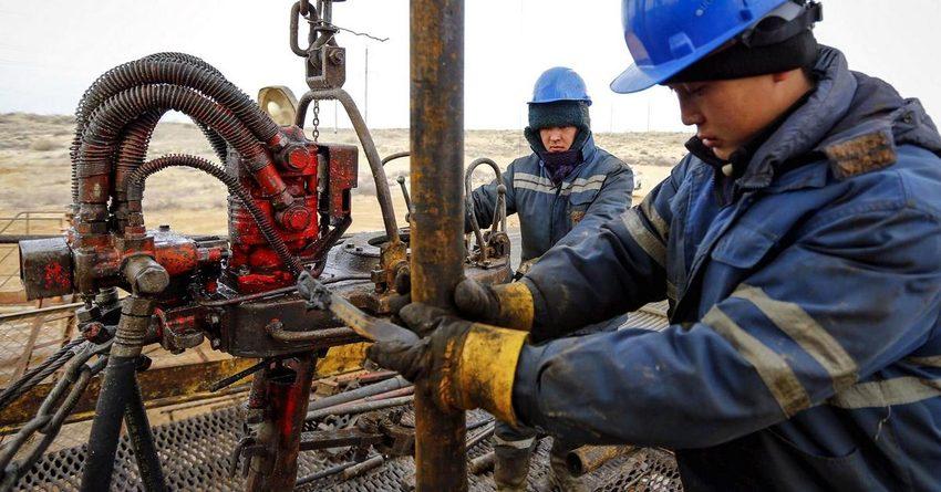 В I квартале в Казахстане резко вырос объем добычи нефти