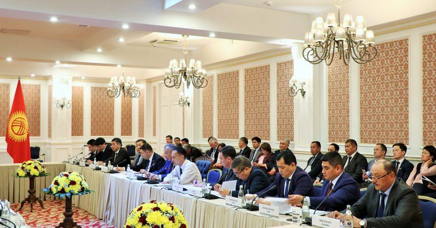 В 2018 году товарооборот КНР и Кыргызстана увеличился на 25%