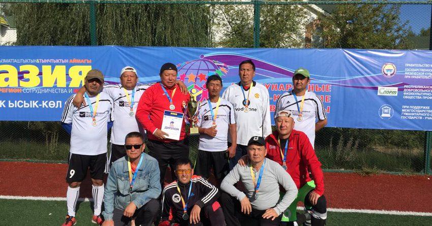 Сборная ОАО «МАМ» на Иссык-Кульских спортивных играх выиграла более 10 медалей