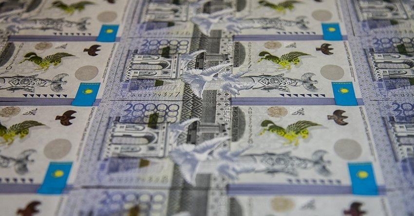 Доходы бюджета Казахстана увеличены на $2.5 млрд
