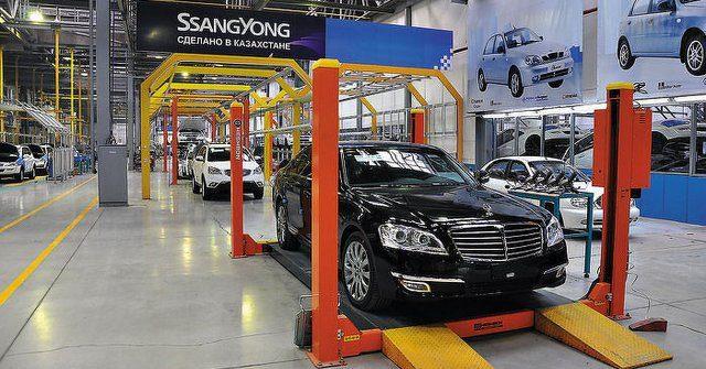 С начала года казахстанцы приобрели 39 тыс. новых автомобилей на $758 млн
