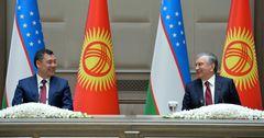Кыргызстан и Узбекистан создадут фонд развития