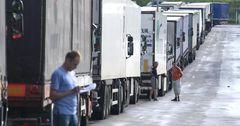 Проблемы на границе с Казахстаном замедлили темпы внешней торговли КР