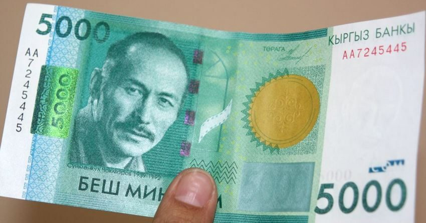 Сумма крупных долгов по налогам снизилась до 433 млн сомов