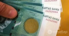 В 18.8 млрд сомов обошлось бюджету погашение госдолга с начала года