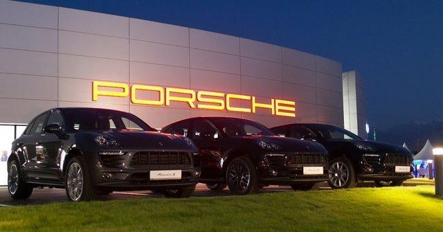 В июле продажи новых Porsche в Казахстане выросли в 4 раза