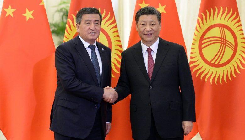 В июне Кыргызстан посетит с госвизитом председатель КНР Си Цзиньпин