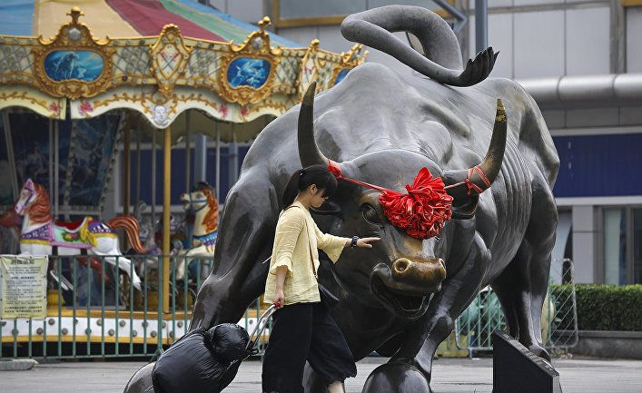 Инвестиции в Китай достигли рекордно высокого уровня