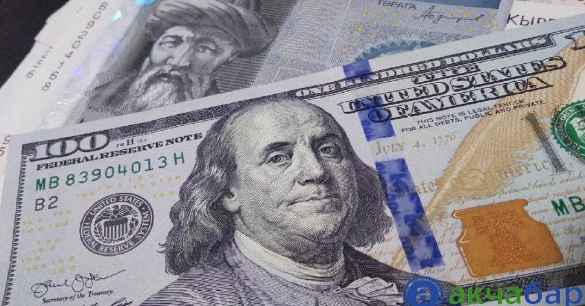С начала года на выплату госдолга направлено 12.5 млрд сомов