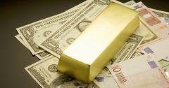 Доля золота в структуре ЗВР Кыргызстана упала ниже 9%