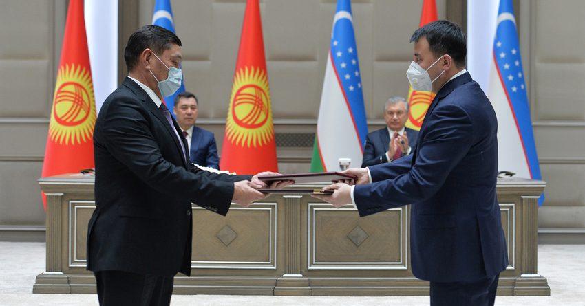 Узбекистан предоставит 10 тысяч саженцев плодовых деревьев