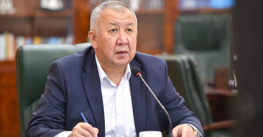 Боронов  раскритиковал работу ГКИТиС и руководство Минздрава