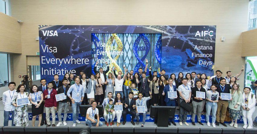 NambaPay из Кыргызстана победила в конкурсе стартапов Visa Everywhere Initiative
