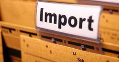 Импорт в Кыргызстан из третьих стран сократился на 41.8%